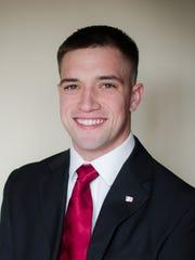Rep. Cody Henson, R-Transylvania
