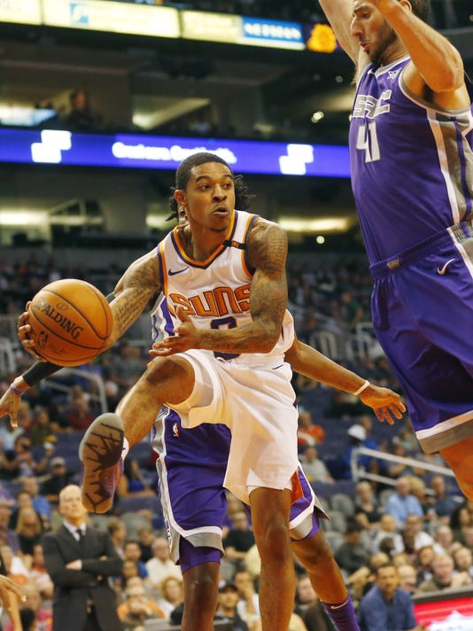 5c8fa53ac72 Suns point guard Tyler Ulis playing more like his old self