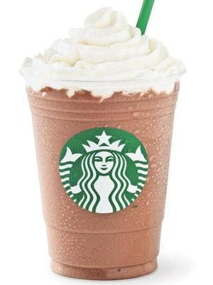 If your goal in the new year is to drop 10 pounds, giving up your daily mocha at Starbucks is a good place to start. Or, if you find you enjoy them too much to give them up, cut out sodas instead.