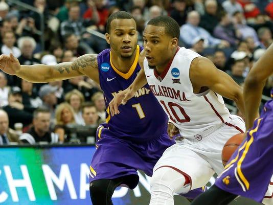 NCAA Basketball: NCAA Tournament-2nd Round-Oklahoma vs Albany