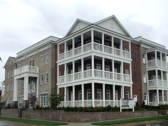 Regent is beginning 12 new condominiums in Franklin's Westhaven neighborhood. Prices range from $349,000 to $380,000.