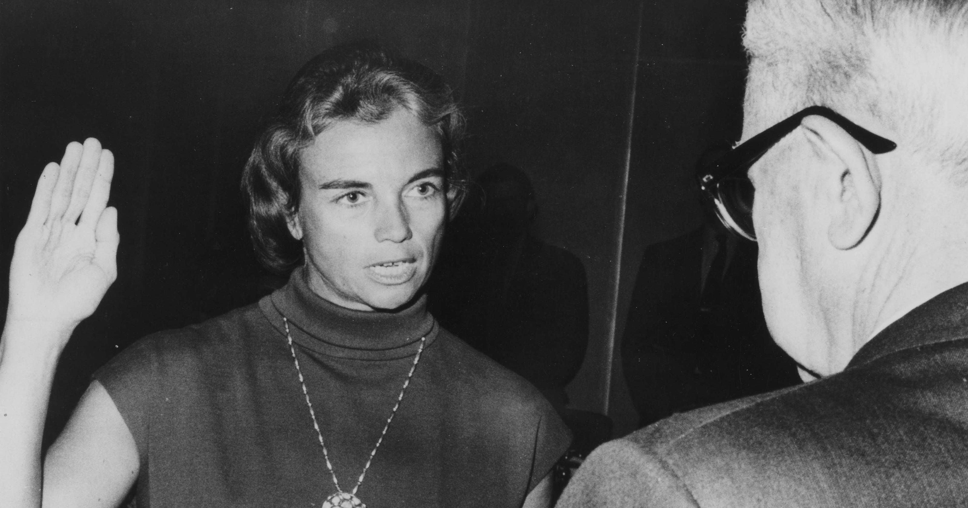 0fd1df1ab56 How Sandra Day O'Connor rose from GOP activist to Arizona lawmaker