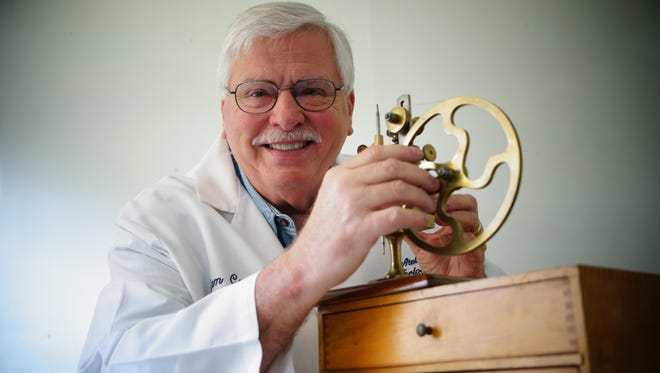 Sam Cannan is opening the nation's only school dedicated to teaching the watchmaking trade to veterans with disabilities. It is called the Veterans Watchmaker Initiative.