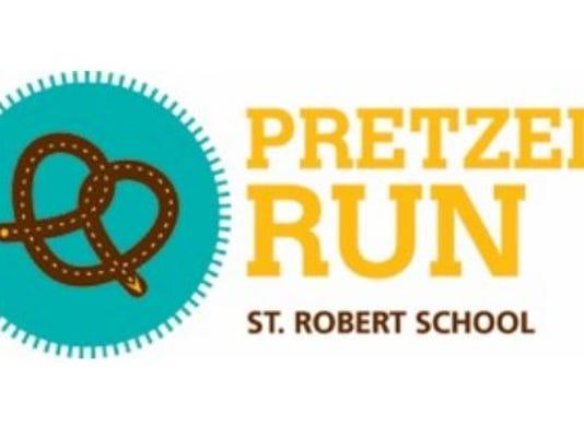 St. Robert School hosts first-ever Pretzel Run