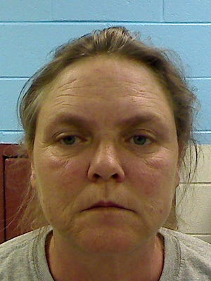 This photo released by the Etowah County Sheriff's Office shows Joyce Hardin Garrard, who is is charged with capital murder, accused of making her 9-year-old granddaughter, Savannah Hardin, run until the girl collapsed and died, all as punishment for lying about candy.