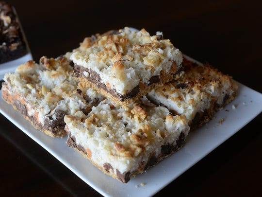 The sweets at Bop's Bistro in De Pere come in many