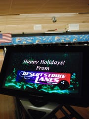 Desert Strike Lanes has several holiday events lined up.