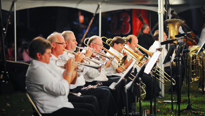 """The Jackson Symphony's 35th annual """"Starlight Symphony"""" will be held Saturday on the grounds of First Presbyterian Church in Jackson."""