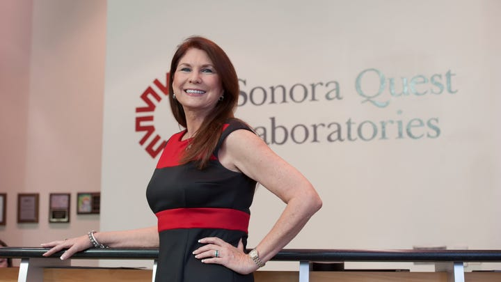 Sonora Quest Laboratories improves care with technology