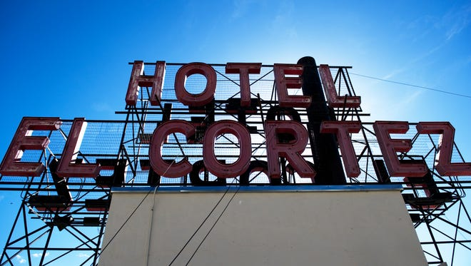 The El Cortez Hotel in Reno is being bought by The Siegel Group.