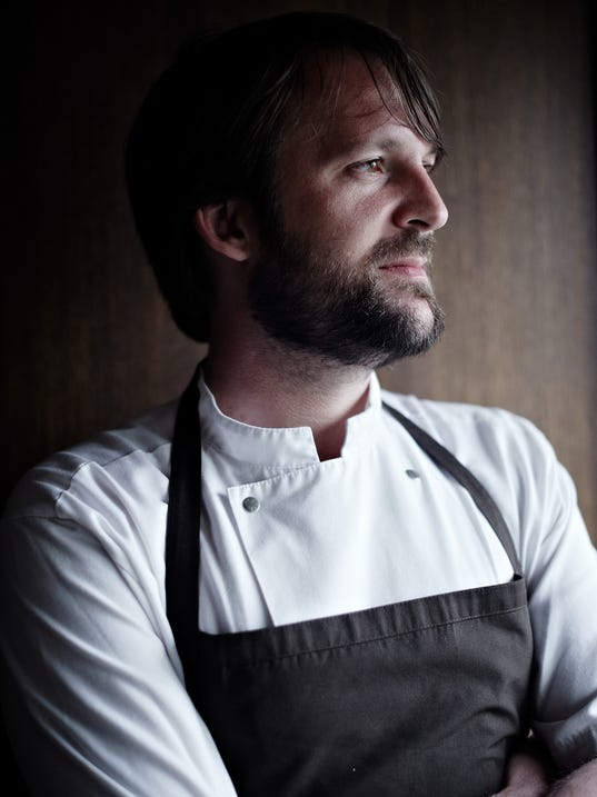 In less than a decade, Rene´ Redzepi has become one of the world's most famous chefs, credit Peter Brinch
