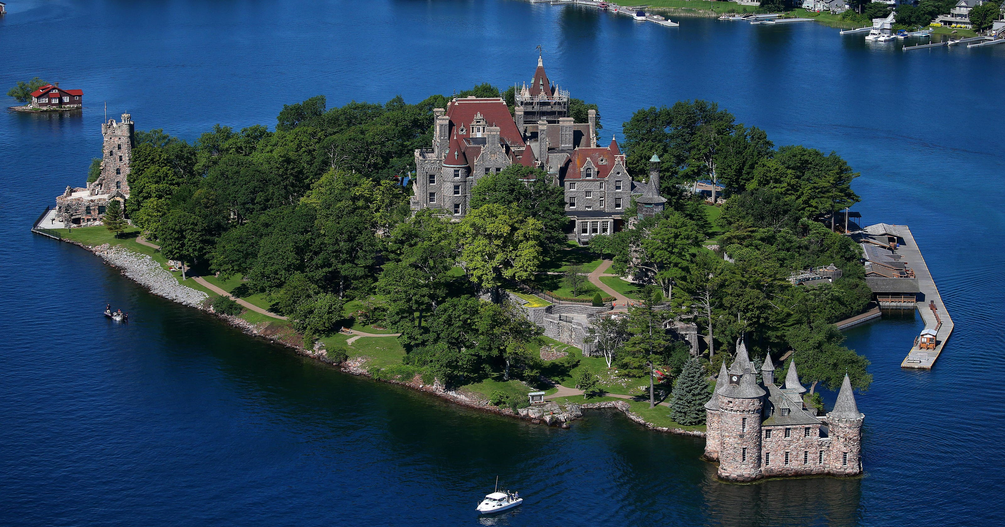 Image result for Boldt Castle