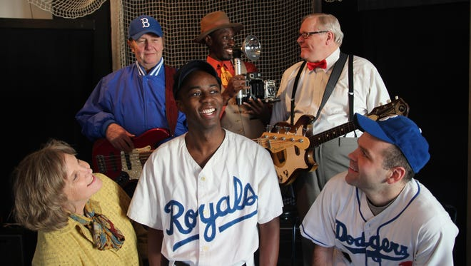 """Everybody's Hero: The Jackie Robinson Story"" will be performed Feb. 9 at the Clemens Center."