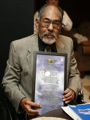 Joe Olvera died Friday at age 71. He was considered a pioneering Chicano journalist and writer.