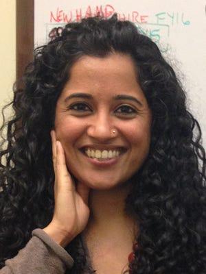 Amshula Jayaram