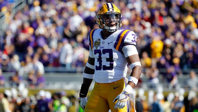 LSU's Jamal Adams leads a strong group of safeties in the NFL draft.
