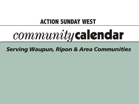 Communty Calendar