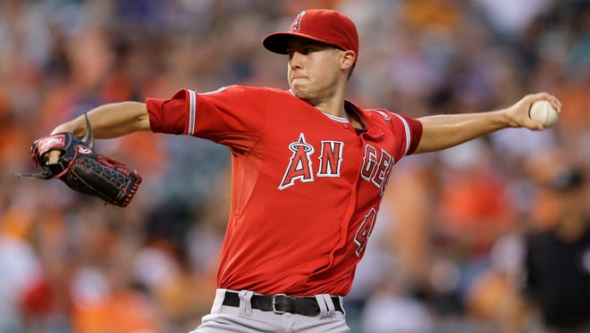 Angels starting pitcher Tyler Skaggs announced that he will have elbow ligament replacement surgery.