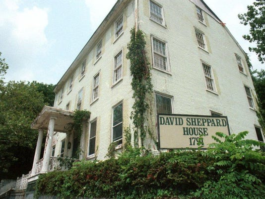 progress david sheppard house