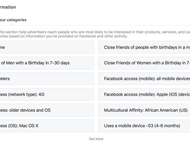 Download your Facebook data: how to do it and what you might