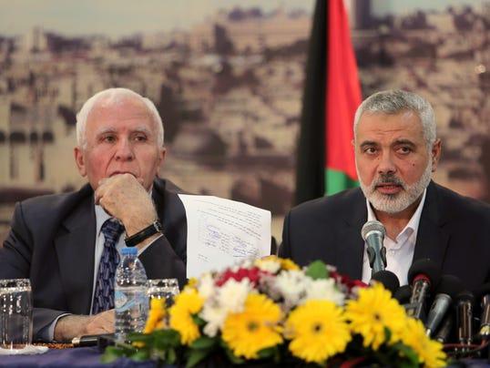 Hamas Palestinian