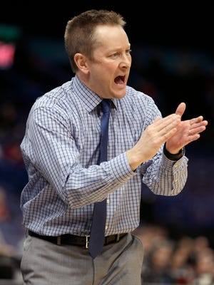 Niko Medved has been hired from Drake to be CSU's next men's basketball coach. Medved is a former CSU assistant.