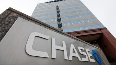 Chase Building in downtown Wilmington.