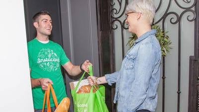 Delivery services in Indianapolis are expanding so customers have fewer reasons to leave the house.