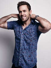 """Dan Amboyer, the actor who plays Thad Steadman on the TV Land series """"Younger."""""""