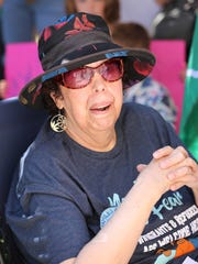 Gail K. Golden, the co-chair of the Rockland  Immigration