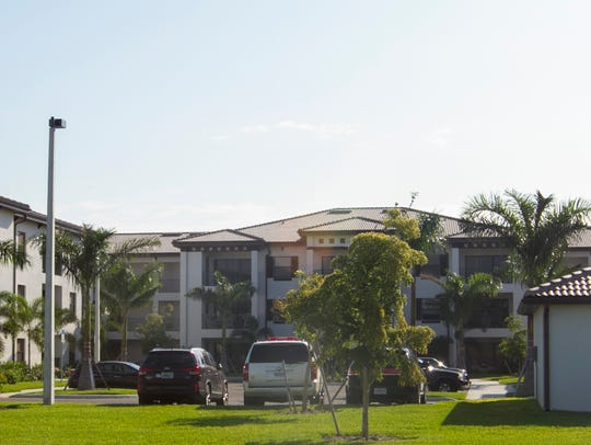 Channelside Apartments off Gladiolus Drive in Fort