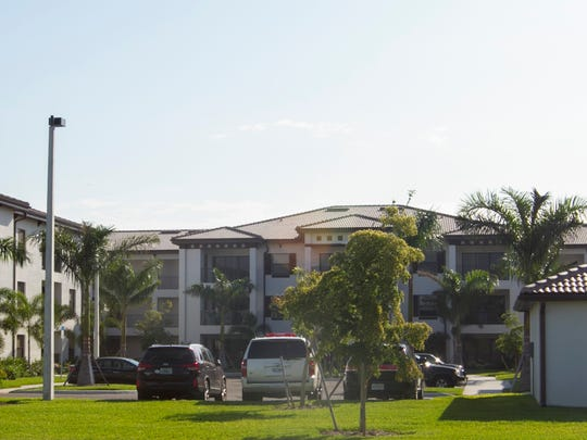 Channelside Apartments off Gladiolus Drive in Fort Myers.