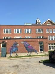 The former Roman Catholic orphanage — now Liberty House