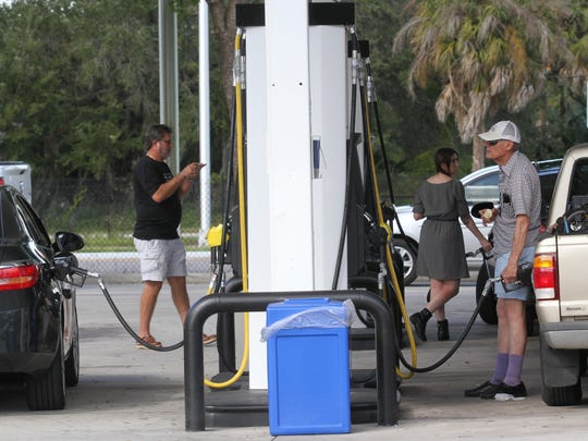 Gas at $1 85 a gallon? Only at new Fort Myers ethanol pump