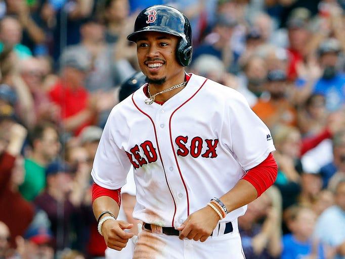 Top 50 Fantasy Baseball Players For 2017