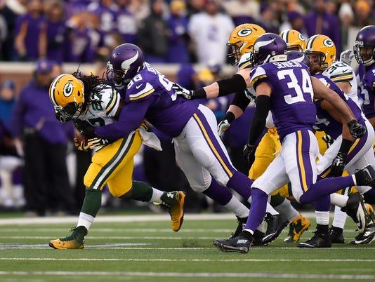 GPG ES Packers vs Vikings 11.22.15