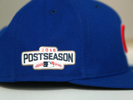 This MLB Postseason logo goes on every hat New Era 799f3720112