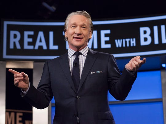 Bill Maher of 'Real Time with Bill Maher' on HBO in