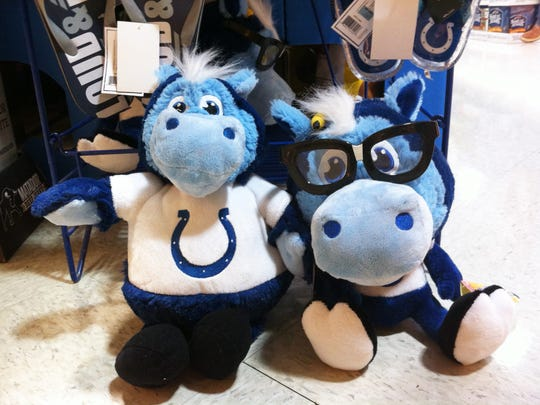 Indianapolis Colts reverse-a-pal and study buddy.