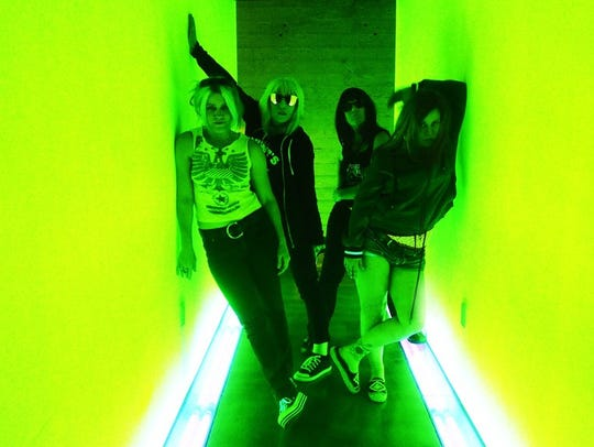 L7 performs Tuesday at Saint Andrew's Hall