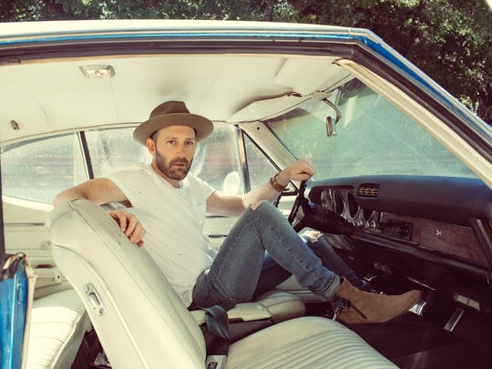 Mat Kearney will perform at 7 p.m. Wednesday, July