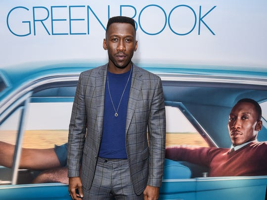 "Mahershala Ali attends a special screening of Universal Pictures ""Green Book"" at The Grammy Museum on Saturday in Los Angeles."