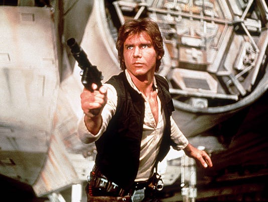 How 'Star Wars' made the most of space junk