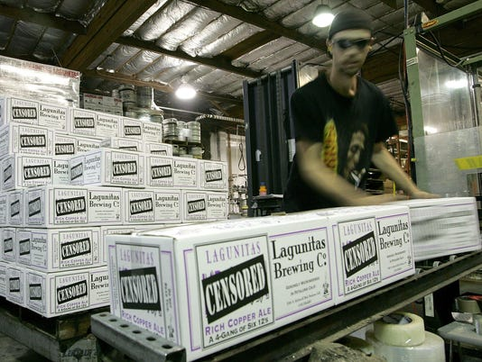 Microbrewery Sales Surge In the U.S.