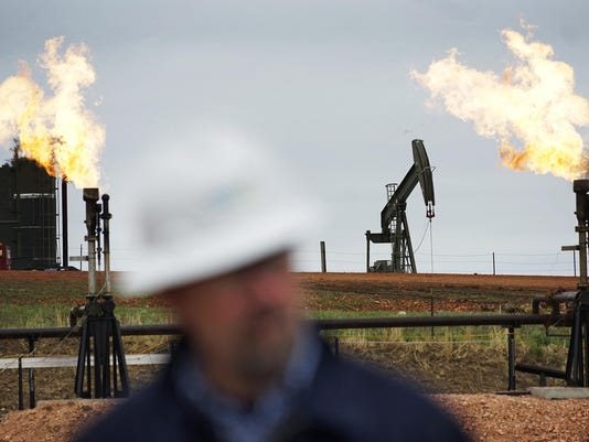 North Dakota oil industry shows signs of a rebound