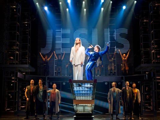 Theater Jesus Christ Superstar