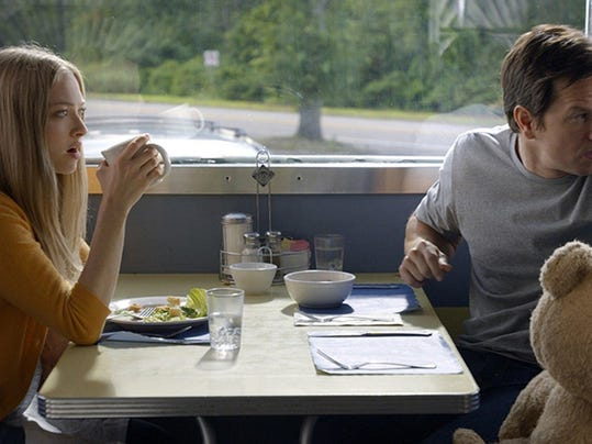 Movie review: ëTed 2í is more of the same bawdy bear