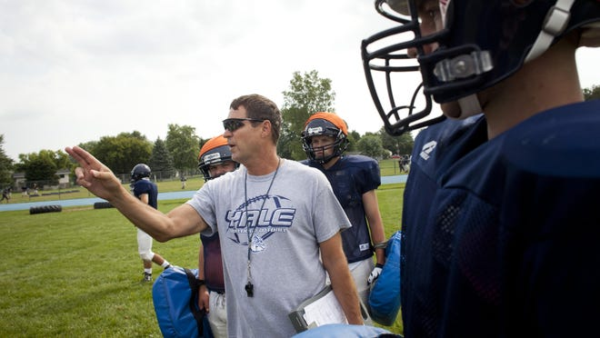 Don Smeznik is retiring from coaching Yale football.