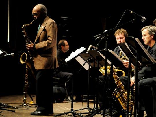 NEA Jazz Master and three time Grammy nominee, saxophonist