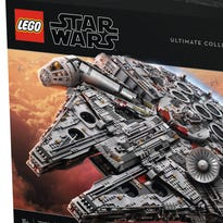 Come to the dark side with most expensive LEGO set ever